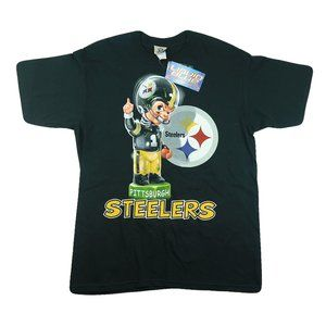 VTG Pittsburgh Steelers NWT T Shirt L